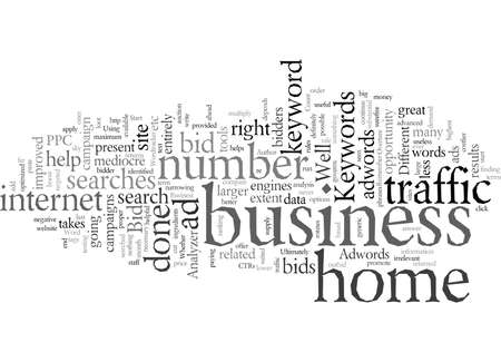 Different Keywords for Different Folks in Home Business