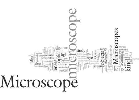Different Types Of Microscopes Stok Fotoğraf - 132110622