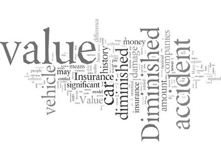 Diminished Value What Most Insurance Companies Don t Want You To Know