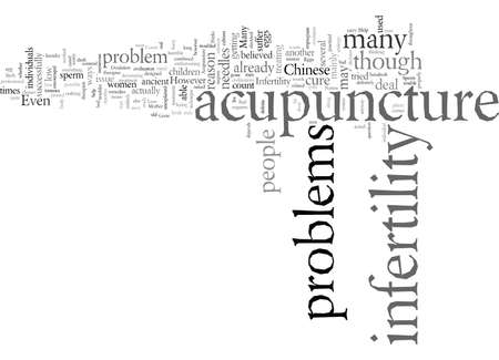 Does Acupuncture Help Infertility