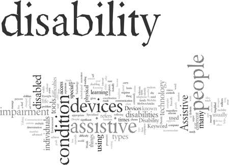 disability assistive devices