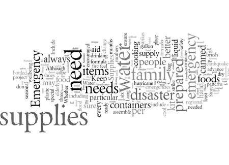 Disaster Preparedness The Essentials Of Emergency Supplies