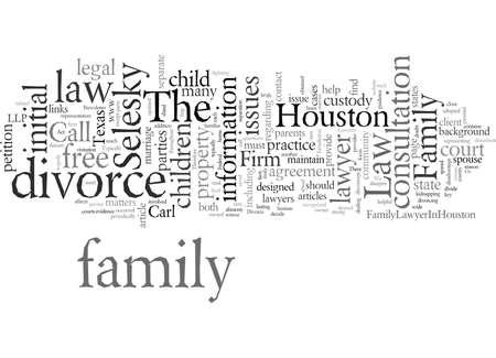 Divorce Lawyer in Houston