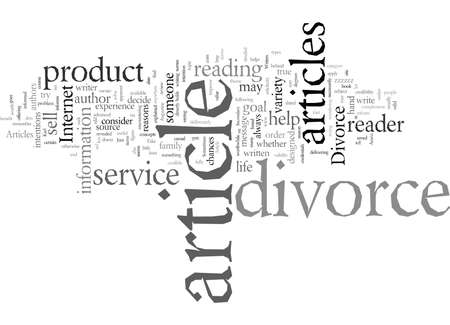 Divorce Articles How To Get The Most From A Divorce Article