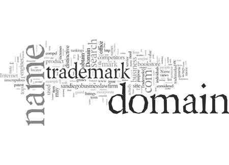 Domain Name Trademarks