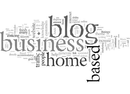 Do You Have A Home Based Business Blog