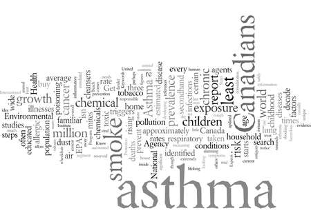 Does Someone You Know Have Asthma Illustration