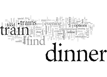 Dinner Trains