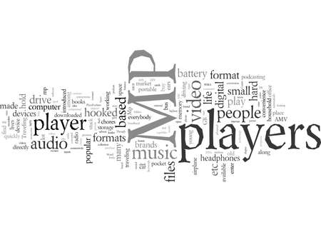 Do You Own An Mp Mp Player