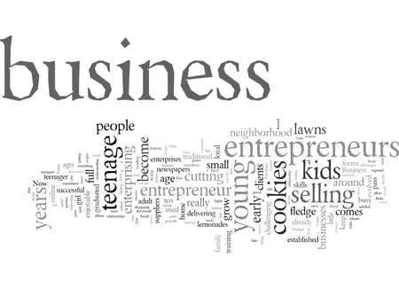 Encourage Teen Business That Grow Into An Adult Business