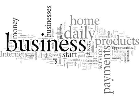Enjoy Direct Daily Payments for Years to Come with these Business Ideas