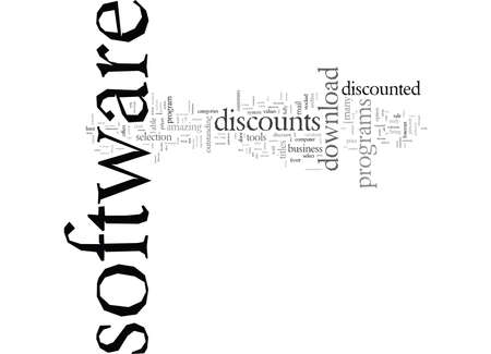 Download Your Software Discounts Stok Fotoğraf - 132118040