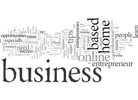 entrepreneur home based business