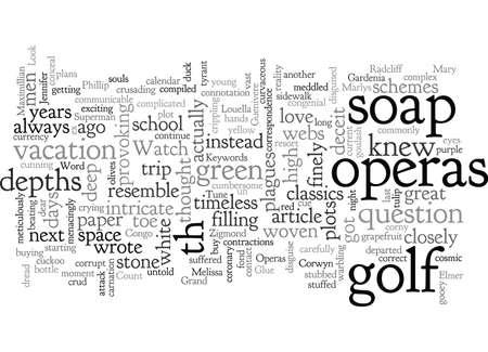 A Deep Look At Soap Operas