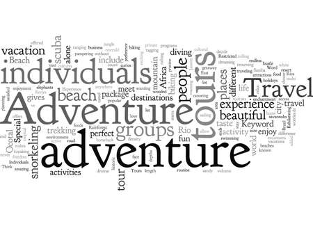 Adventure Tours for Individuals
