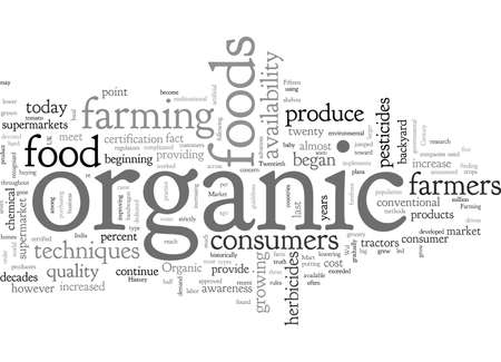 Change Organic typography text art vector illustration