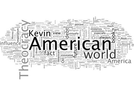 American Theocracy a Book Review