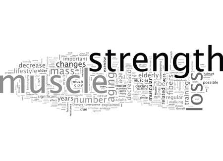 Age Related Muscle Changes
