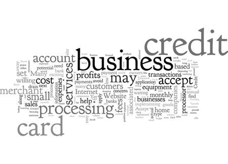 Accept Credit Card In Your Business