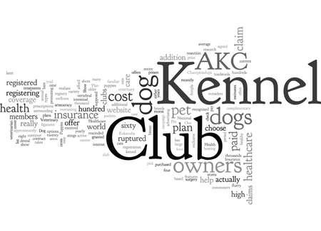 pet health insurance, typography text art vector illustration