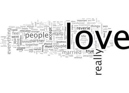 In Love, typography text art vector illustration Banco de Imagens - 132517223
