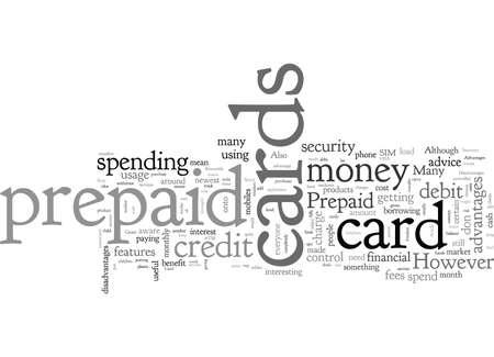Vor- und Nachteile einer Prepaid-Karte