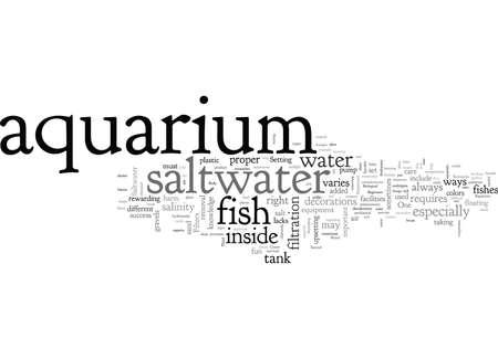 A Sprinkle Of Salty Fun In Saltwater Aquarium