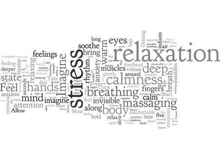 An Easy Way To Soothe Stress