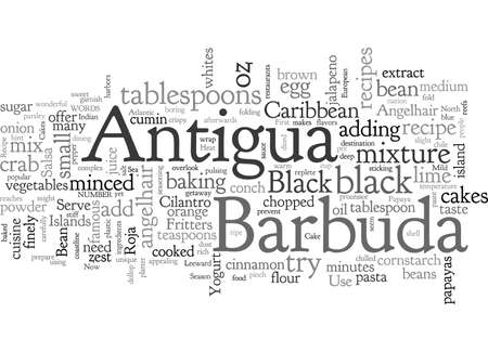 Antigua and Barbuda Recipes