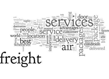advantage air freight