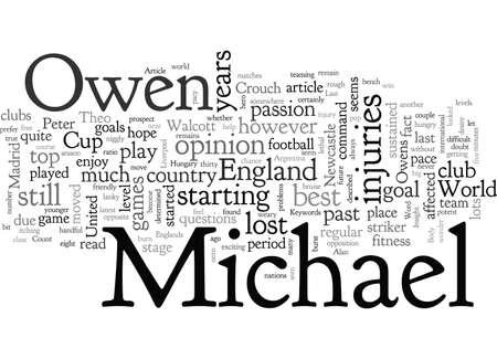 An Insight Into Michael Owen