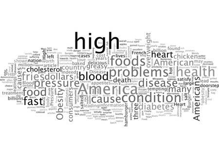 America Health Watch, typography text art vector illustration Illustration