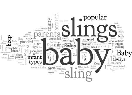 Benefits of Baby Slings