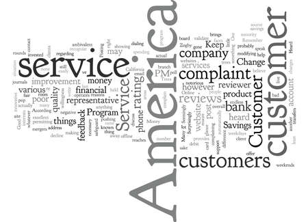 bank of america customer service 版權商用圖片 - 132305703