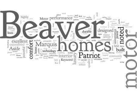 Beaver Motor Home