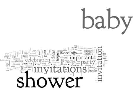 Baby Shower Invitations Creative Tips And Ideas