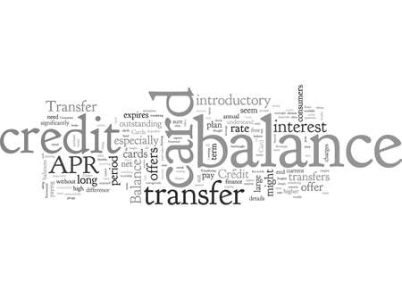 Balance Transfer Credit Cards Too Good to be True