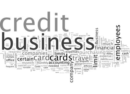 Business Credit Cards Three Solutions To Business Difficulties
