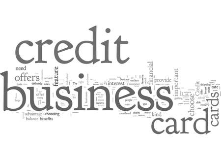 Business Credit Cards Credit Card Offers That Is Perfect For Your Business