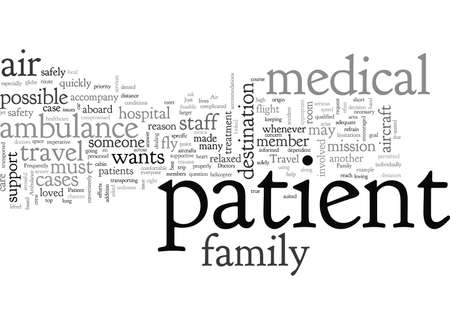 Can Family Travel With the Patient in an Air Ambulance