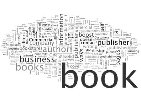 Boost Your Business Publish A Book 일러스트