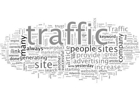 Blast Your Traffic With These Killer Traffic Tactics Illustration