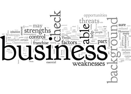 Business Background Checks