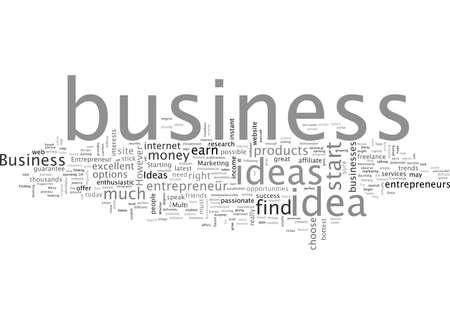 business ideas entrepreneur