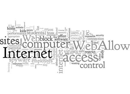 Block websites on your computer