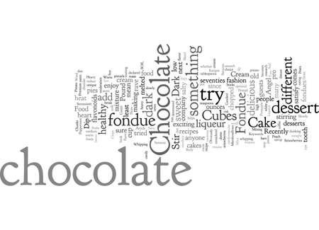 Chocolate Fondue Two Delicious Recipes