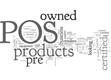 Can You Benefit From Certified Pre Owned Pos Products