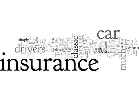 Classic Car Insurance For Young Drivers In Usa
