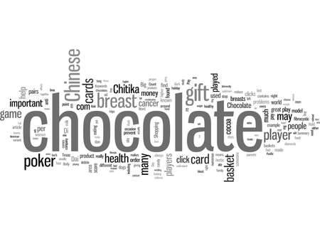 Chocolate The Newest Health Food