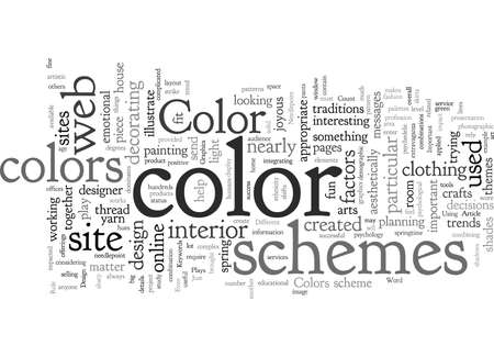 Color Plays An Important Role In Design And Graphics
